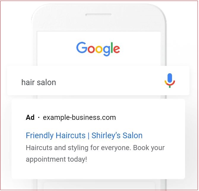 Google Ads Extension