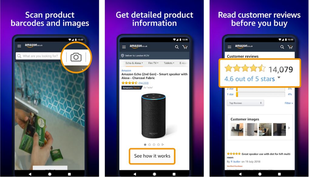Mobile friendly eCommerce apps