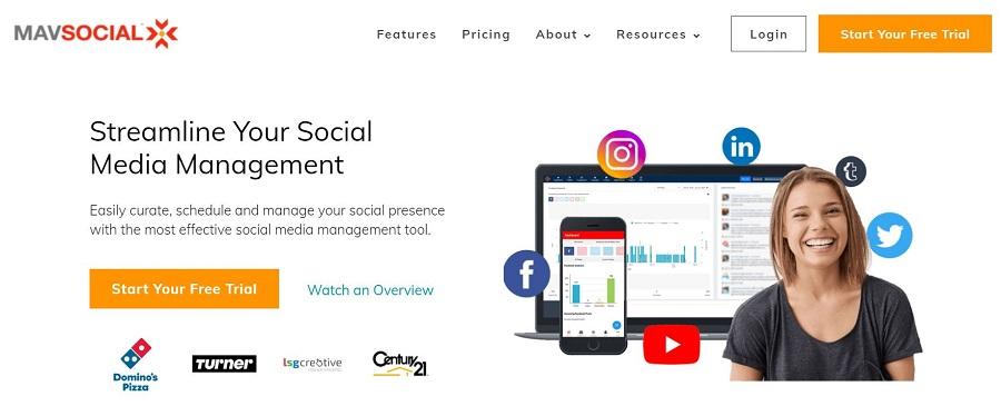 Best for Streamlined Social Media Management
