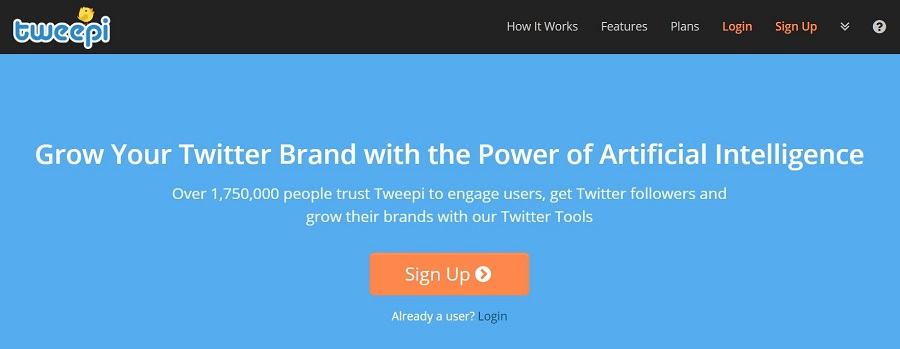 tool for growing twitter followers