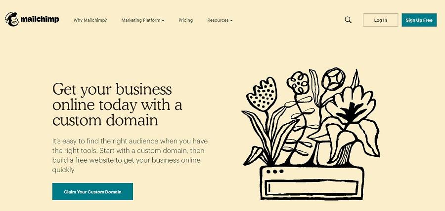 Mailchimp marketing platform